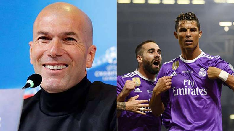 Zinedine Zidane, Zidane on Juventus, Real Juventus, Cristiano Ronaldo, Juventus vs Real Madrid, UEFA Champions League, UCL, Champions League, Ronaldo vs Juventus, Ronaldo Juventus, Juventus F.C, Ronaldo News, Ronaldo Real Madrid, Real Madrid News, Juventus, Real Madrid, Zinedine Zidane, Football, Sports News, Latest News