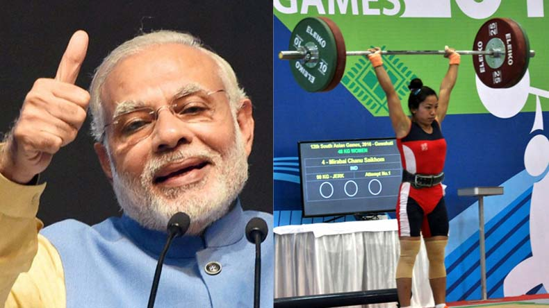 From-PM-Modi-to-Abhinav-Bindra-Here's-how-Twitter-reacted-to-Saikhom-Mirabai-Chanu's-CWG-record-breaking-gold-medal-lift-at-Gold-Coast