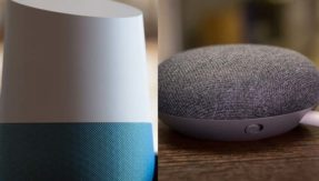 Google Home, Home Mini smart speakers launched in India