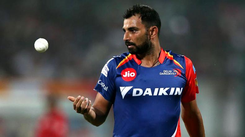 IPL 2018 Kolkata police gives Mohammed Shami green light to rejoin Delhi Daredevils