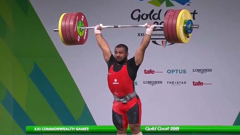 Commonwealth Games 2018, Commonwealth Games, Pardeep Singh, Pardeep Singh wins Silver, India at CWG, CWG 2018, Weightlifting, Indian Weightlifter, CWG 2018, Sports News, Latest News
