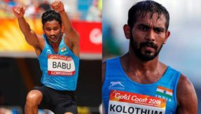 Indian-athletes-Rakesh-Babu,-KT-Irfan-sent-back-to-India-by-CGF-for-violating-no-needle-policy