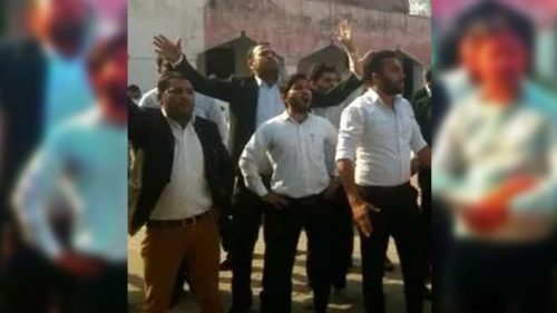 Kathua rape case: J&K Police files case against lawyers for obstructing Crime Branch from filing chargesheet