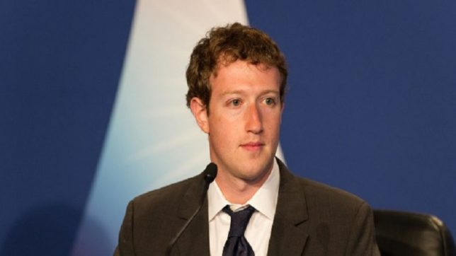 Mark Zuckerberg to US Congress: I'm responsible for what happened, I am sorry