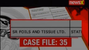 NPA files on NewsX: SR Foils and Tissue Ltd owes Rs 56 crore to State Bank of India