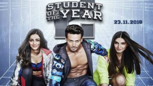 Student of the year 2, SOTY 2, Ananya Panday, Tiger Shroff, Tara Sutaria, Chunky Pandey, Karan Johar, Nepotism, Karan Johar Nepotism, Bollywood, Bollywood news, Entertainment news