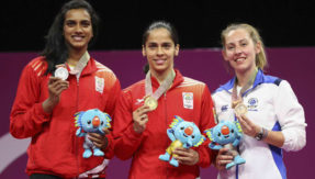 CWG 2018: Twitter erupts in euphoria as Saina Nehwal bags gold, PV Sindhu settles for silver