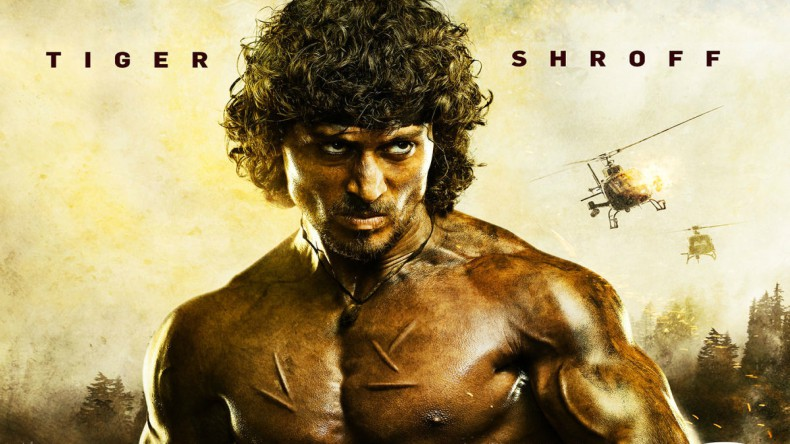 Rambo, Tiger Shroff, Tiger Shroff Rambo, Rambo remake, Sylvester Stallone, Rambo remake release date, Tiger Shroff Rambo not shelved, Sidharth Anand, Bollywood, Bollywood news, Entertainment news