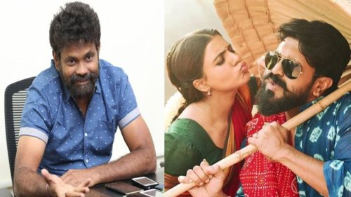 My misconception about married actresses has been busted today: Rangasthalam director Sukumar
