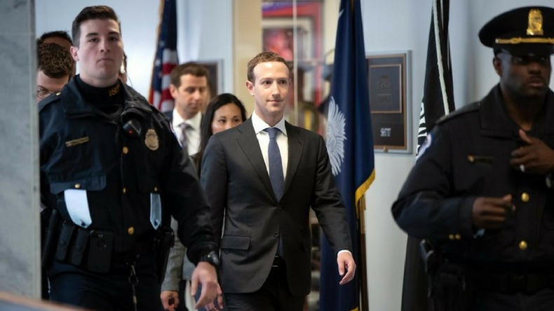 New York Times lists number of times Facebook CEO Mark Zuckerberg lied during congressional testimony