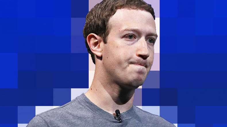 Facebook removed CEO Mark Zuckerberg's messages from other users' inboxes