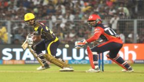 IPL 2018: Russell and Rana light up Eden Gardens as KKR post 200/9 against Delhi Daredevils