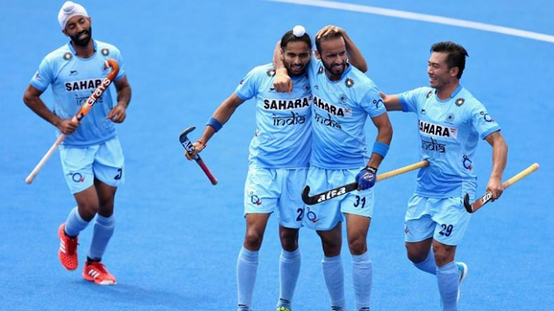 india vs pakistan, ind vs pak, ind pak hockey, ind vs pak live, commonwealth games, cwg 2018, manpreet singh, dilpreet singh