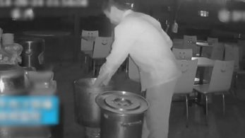China, Viral video, internet, social media sites, restaurant owner urinates in rival's soup, off beat, newsx, latest news, breaking news, world news