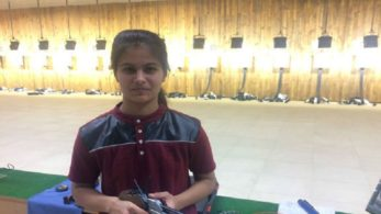 manu bhaker,Shooting,ramkishan bhaker,cwg 2018,CWG,Commonwealth Games, Haryana,national news,latest news