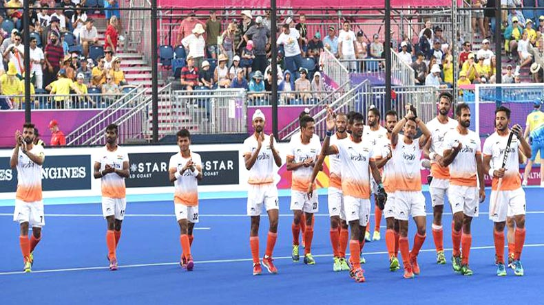CWG 2018: India defeat England 4-3 in a hard-fought game to seal semifinal clash with New Zealand