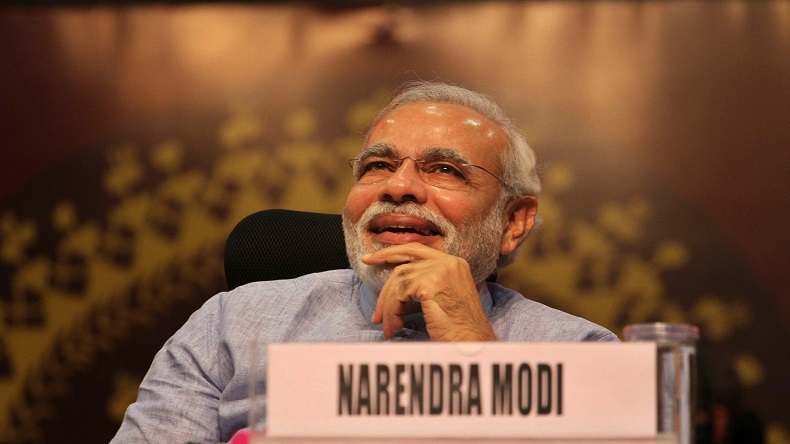 Modi says his rivals can't digest that people from backward castes are ruling the country