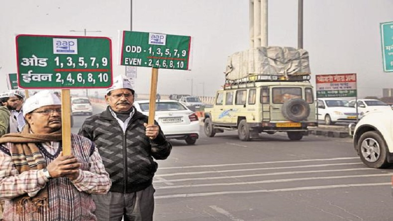 AAP's odd-even scheme did not make any difference in pollution level: Study