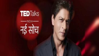 Ted Talks India: NayiSoch, Star Plus, Shah Rukh Khan, Ted Talks India, Uday Shankar, Star TV, Chris Anderson, entertainment news