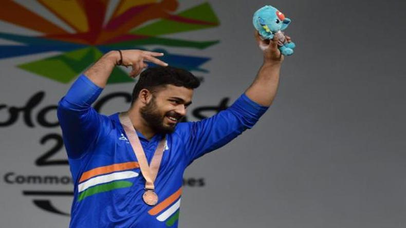 CWG 2018: Vikas Thakur settles for bronze after Steven Kari goes 'He-Man' in final round