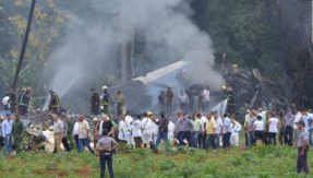 Cuba:  More than 100 killed, 3 survivors pulled out in Boeing 373 crash