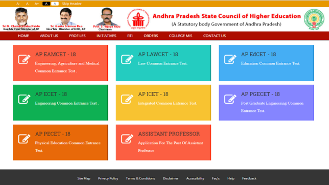 Andhra Pradesh PGECET results declared by APSCHE @ sche.ap.gov.in, check how to download