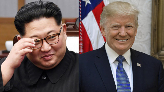 Donald Trump-Kim Jong-un summit to be held on June 12 in Singapore