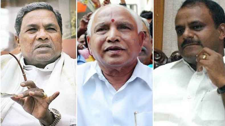 Karnataka Assembly Election Results 2018: BJP single largest party but politics overtakes it