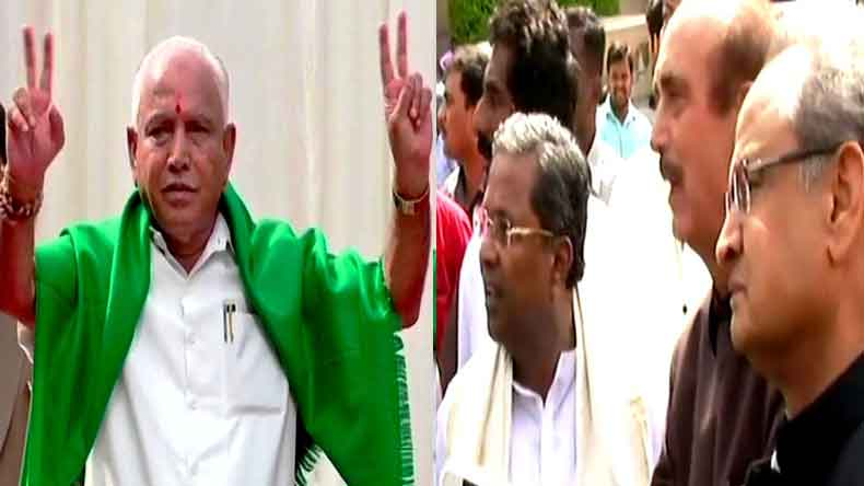 Karnataka results,BS Yeddyurappa,Karnataka Governor,Supreme Court,Chief Justice Dipak Misra,Congress,Karnataka Election 2018 Live Results, Karnataka Legislative Assembly election 2018, karnataka election results, karnataka election result date 2018, karnataka election result 2018, karnataka election result prediction, karnataka election counting, Karnataka Election 2018, Karnataka Assembly Elections Results, karnataka election news, Congress, BJP, Janata Dal (Secular), JDS, Bharatiya Janata Party, Amit Shah, Narendra Modi, Siddaramaiah, B. S. Yeddyurappa,BS Yeddyurappa,Karnataka BJP tweet,Karnataka BJP deletes tweet,Karnataka Election Result 2018,Karnataka govt formation,