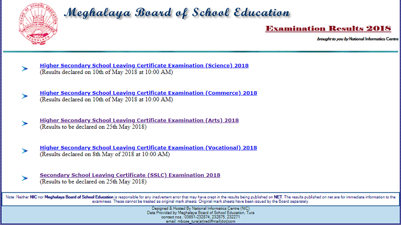 MBOSE Class 10 Results 2018, MBOSE SSLC Results 2018, 2018 SSLC Results Meghalaya Board, Meghalaya Board Class 12 Arts Results 2018, MBOSE HSSLC Arts Results, Class 10 Board results 2018 Meghalaya, Meghalaya Board Results 2018, Meghalaya, Latest news, Education news, Latest results