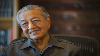 Malaysia reached a new economic height under the leadership of Mahathir Mohamad during 1990's