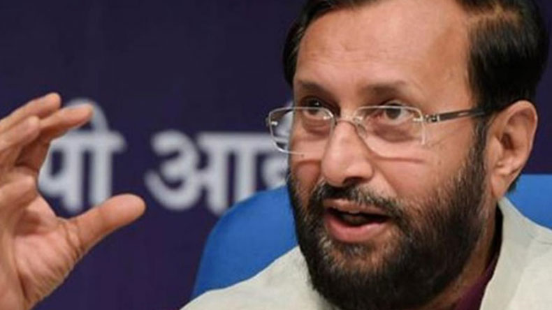 Prakash Javadekar dismisses Congress bribery claims