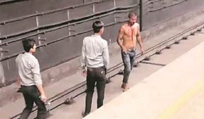 revised 25-year-old man caught by CISF for breaching Delhi metro rules