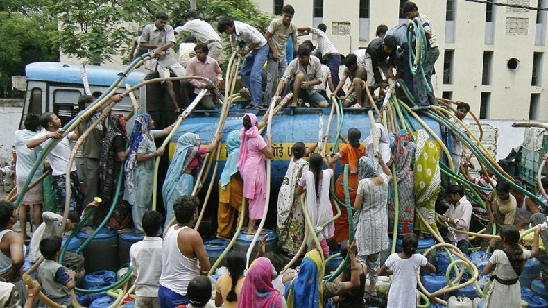 India suffering from worst water crisis in its history: NITI Aayog