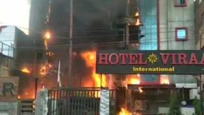 Revised LUCKNOW FIRE