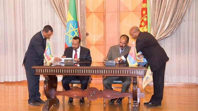 Ethiopia, Eritrea, Africa, state, state of war end, world news, horn of Africa