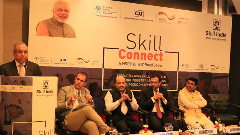 Skill Connect road shows launched to strengthen skill ecosystem through industry associations