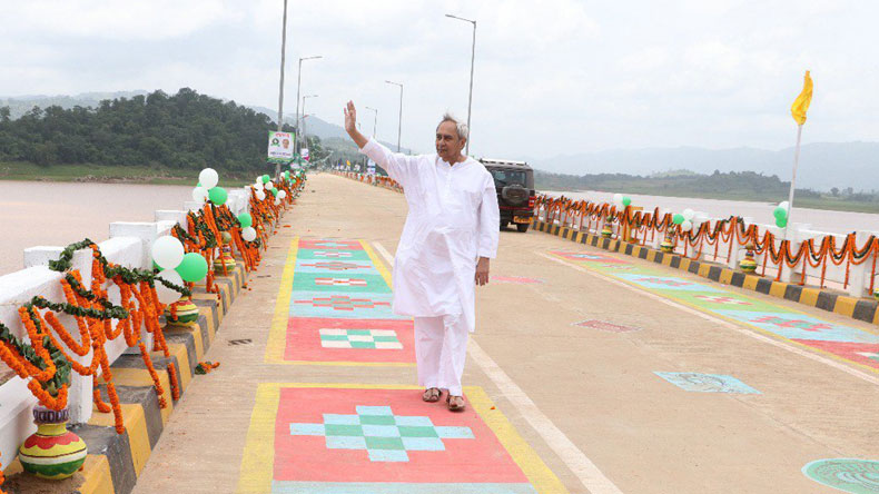 Odisha: Gurupriya Bridge opens for traffic, finally connects Malkangiri to mainland