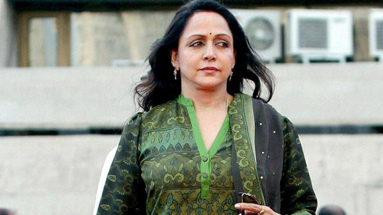 Hema Malini says she can become a Chief Minister any minute she wants