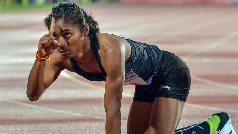 Athletics Federation of India issues apology after uproar over Hima Das' English skills tweet