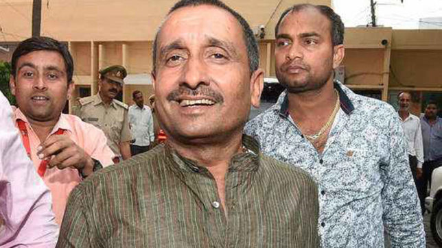 Unnao rape accused BJP MLA Kuldeep Singh Sengar threatening victim's family, alleges girl's relative