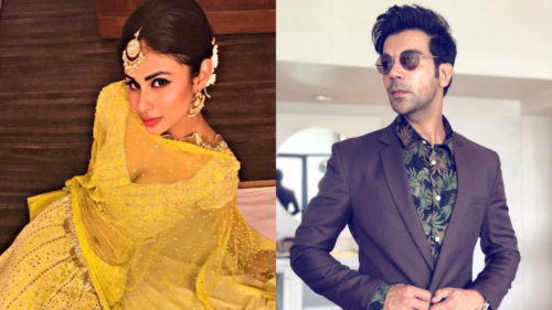 Made in China: Mouni Roy to play Rajkummar Rao's wife in her next film