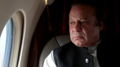 Former Pakistan PM Nawaz Sharif will be arrested at Lahore airport, say reports