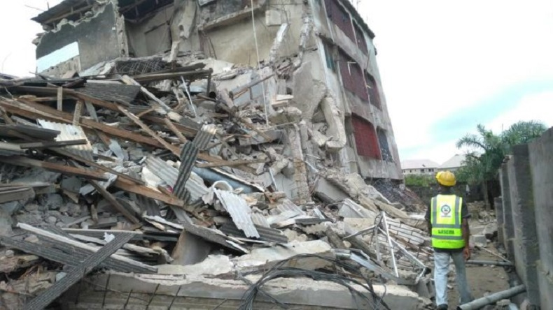 Building collapses in Greater Noida, Greater noida,Shah Beri village, Under construction building collapses