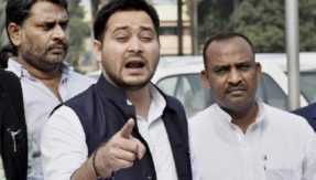 Tejashwi Yadav backs super 30 coach Anand Kumar over false data controversy