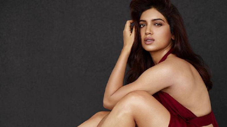 Bhumi Pednekar's bikini photoshoot has set the internet on fire, view photo