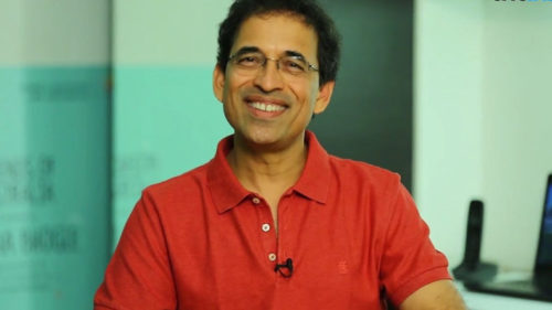 Here's what Harsha Bhogle has to say about victory-bound PTI leader Imran Khan