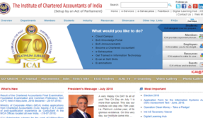 icai results