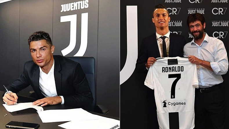 Cristiano Ronaldo transfer to Juventus, Ronaldo leaves Real Madrid, Cristiano Ronaldo transfer twitter reaction, Fan reaction Cristiano Ronaldo