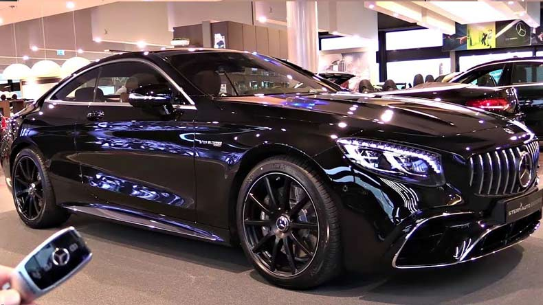 Get ready as the fastest S-Class Mercedes Benz, S63 AMG Coupe, arrives in India